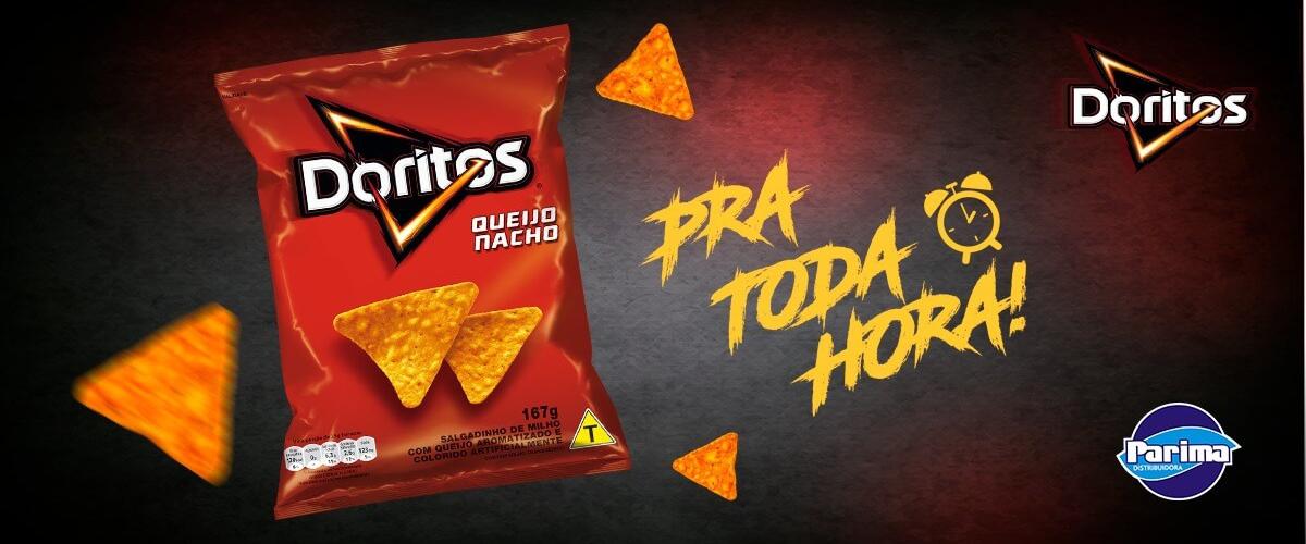 Doritos - Parima Distribuidora - Site Institucional